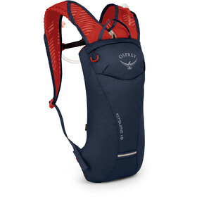 Osprey Kitsuma 1.5 Hydration Backpack Dam blue mage